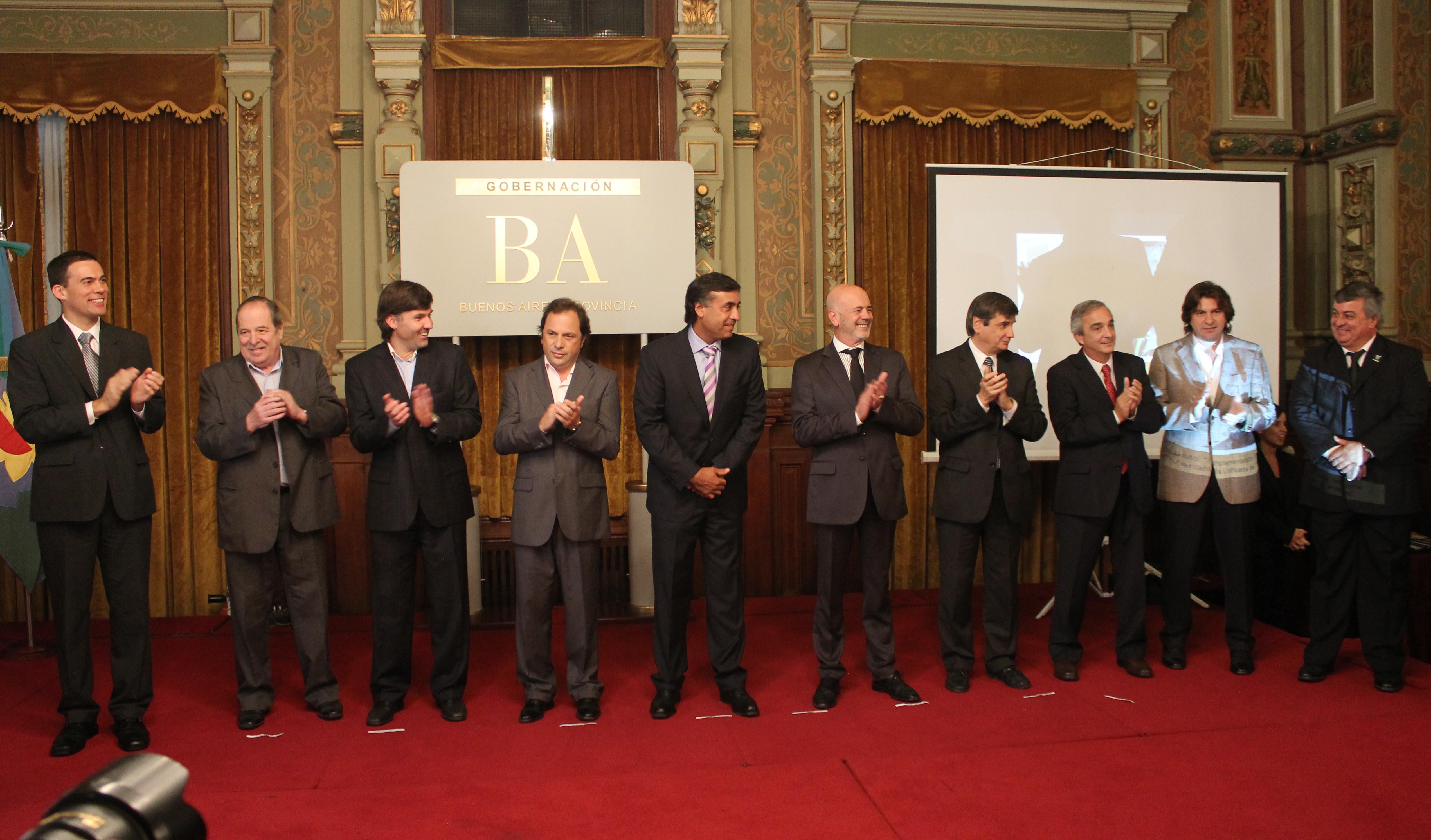Premio Provincial a la Innovación en la Gestión Pública de Buenos Aires